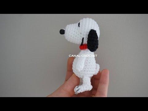 Amigurumi Dog Snoopy Free Crochet Pattern - Amigurumi Free Patterns | 360x480