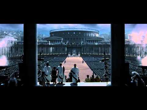 Gladiator (2000) - Commodus enters Rome