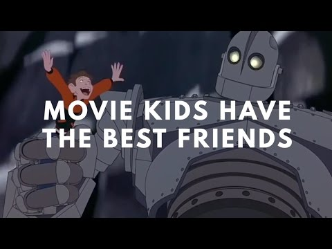 Movie Kids Have The Best Friends