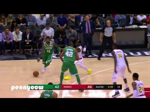 Kyrie Irving BEST Crossovers & Handles so far for the Boston Celtics