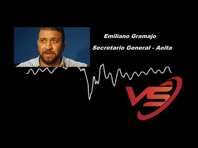 Emiliano Gramajo - Paritarias Aoita
