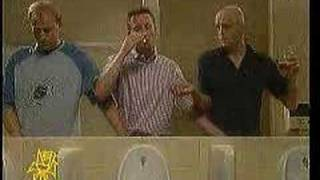 banned commercial men in toilet
