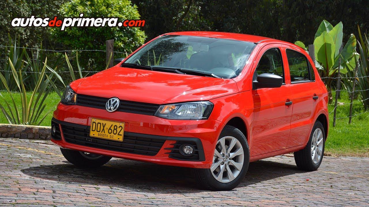 nuevo volkswagen gol a u00f1o modelo 2018 en colombia