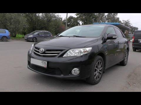 Выбираем Toyota Corolla E150 бюджет 650 700тр