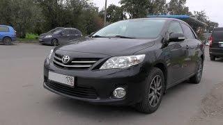 Выбираем Toyota Corolla E150 (бюджет 650-700тр)
