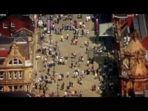 Leeds, Yorkshire, UK - Unravel Travel TV