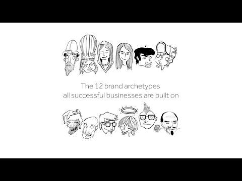 The 12 brand archetypes | Sparkol