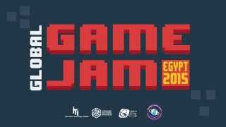 Global Gam Jam - ITI - EGYPT 2015 - teaser