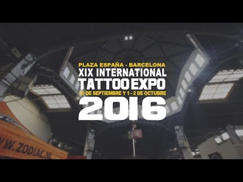 BARCELONA TATTOO EXPO 2016 - Official Film