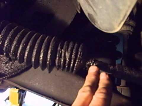 Rack And Pinion Leak >> Rack Pinion Leaking Youtube