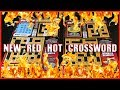 New Red Hot Crossword California Lotto Scratcher Finally A Win on Bonus word!