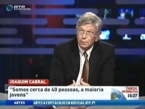 Entrevista ao professor Joaquim Sampaio Cabral