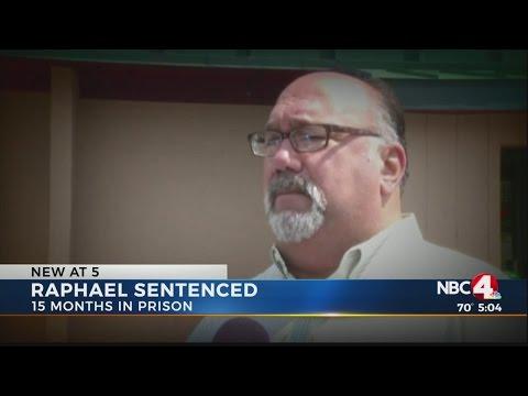 Redflex lobbyist John Raphael sentenced to 15 months for extortion