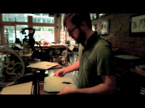 "Ben Sollee: ""Merch That Matters,"" LIVE from the Grocery on Home, Ep 1"