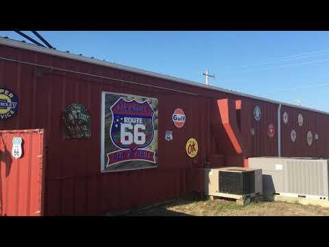 Davenport Oklahoma Route 66