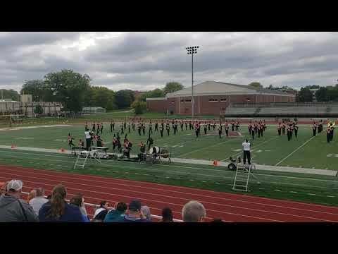 Alma High School Marching Band