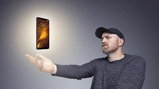 This is my Pocophone F1 review. WATCH SOME MORE VIDEOS... Is This The Ultimate Gaming Smartphone?