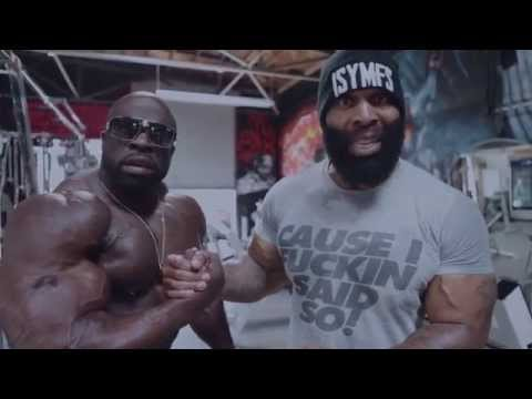 CT FLETCHER + KALI MUSCLE: THE BOOK OF ARMS