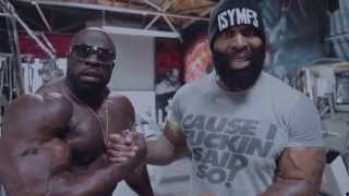 Repeat youtube video CT FLETCHER + KALI MUSCLE: THE BOOK OF ARMS