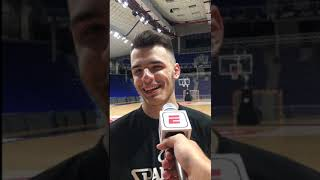 Fedor Zugic: 2019 FIBA U16 European Championship, A Division Interview