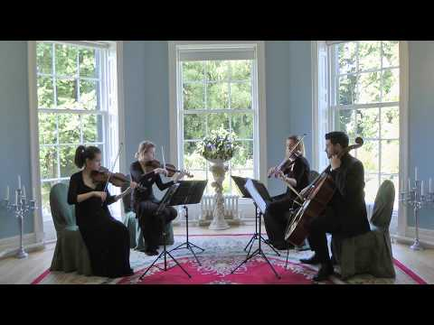 The Entertainer (Joplin) Wedding String Quartet