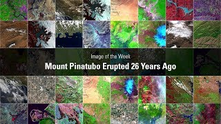 Image of the Week: 26th Anniversary of Mt. Pinatubo Eruption