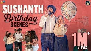 Sushanth Birthday Scenes    Mahathalli    Tamada Media