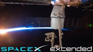 SpaceX Dragon docks with the International Space Station