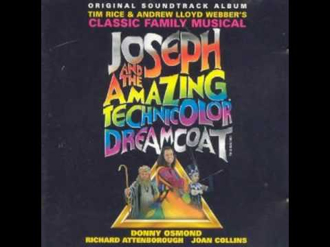 Joseph & The Amazing Dreamcoat Track 8.