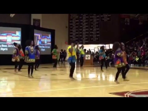 2015 MVHS Multicultural (African Dance), enjoy