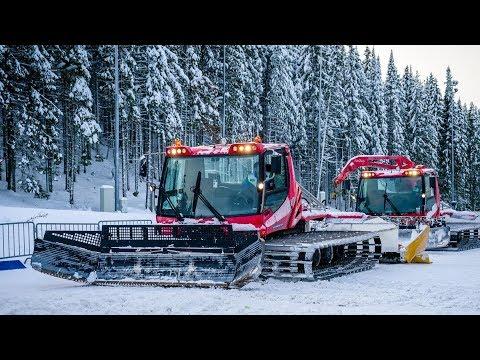 Югорские «Роллс-Ройсы» создают лучшие лыжные трассы России