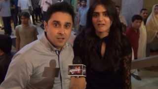 MHSA Main Hoon Shahid Afridi Premiere (ApniISP.Com)