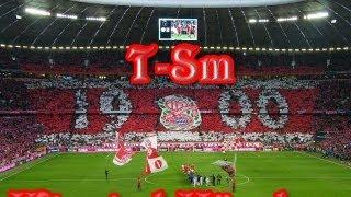 T-Sm Music - Wir sind München ( Fan-Foto-Video ) ( Facebook-Link,Download,Songtext in Beschreibung)