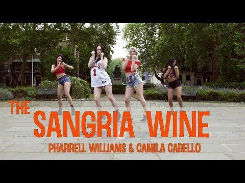 The SANGRIA WINE Dance Move + Tutorial - Pharrell Williams & Camila Cabello