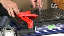 Builders DIY: Tiling - Tools & Equipment