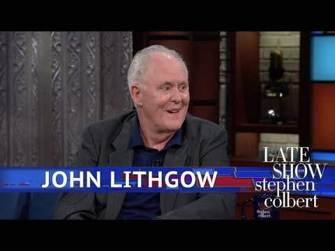 John Lithgow Just Got His Best  Ever