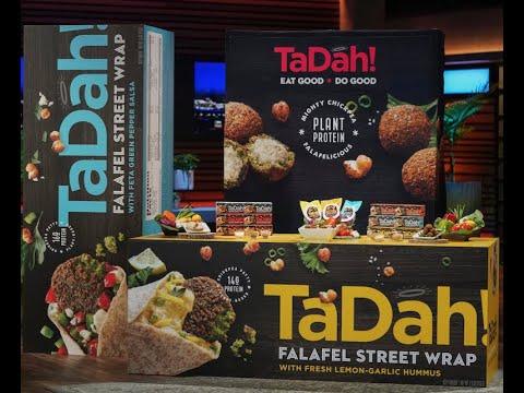 TaDah! Falafel SHARK TANK Season 11 Ep 1 Review!