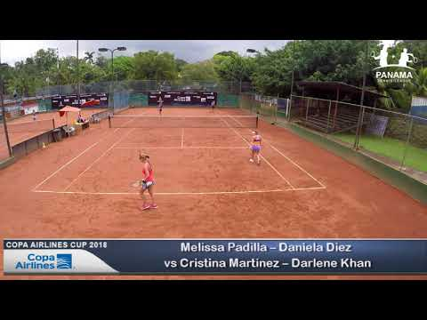 Melissa Padilla – Daniela Diez vs Cristina Martinez – Darlene Khan