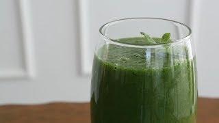 Healthy Detox Recipe, Kale Ban…
