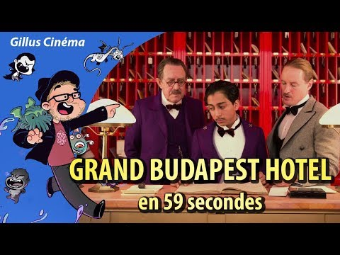 the grand budapest hotel en 59 secondes download. Black Bedroom Furniture Sets. Home Design Ideas