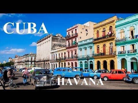 Cuba - Havana (Old Havana- Havana Vieja) Part 4