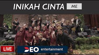 Download lagu Inikah Cinta - Me at Bidakara | Cover By Deo Wedding Entertainment