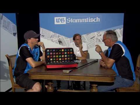 WB-Stammtisch mit Armin Marty und Alain Indermitte