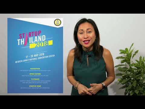 Startup Thailand Keynote Building the Digital Workforce 19-May-18