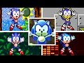 EVOLUTION OF SONIC THE HEDGEHOG DEATHS & GAME OVER SCREENS (1991-2017) Genesis, GBA, Wii, PC & More!