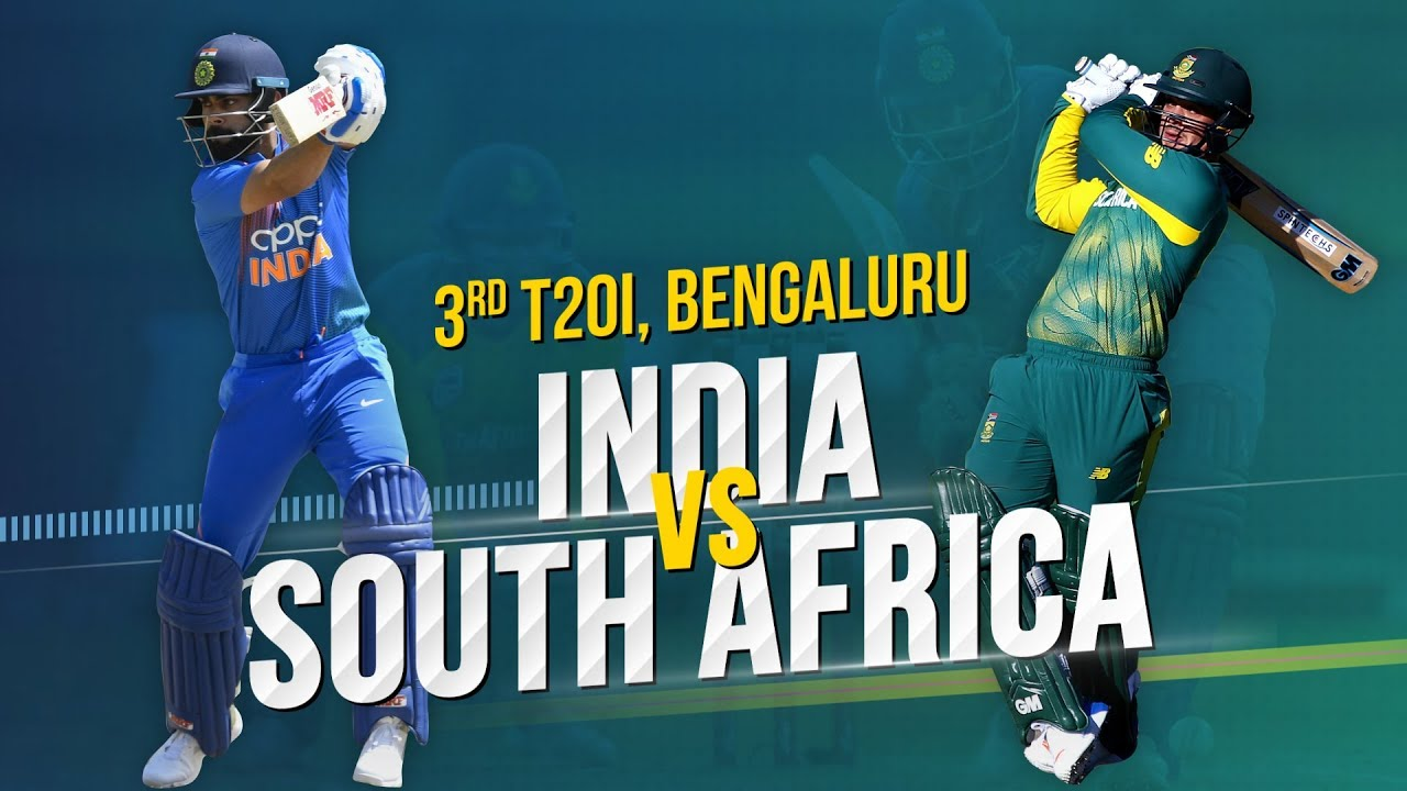 Cricbuzz Live India Vs South Africa 3rd T20i Pre Match Show Youtube