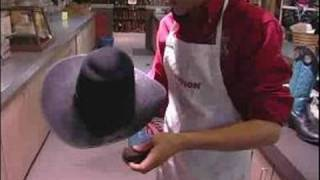 Picking & Taking Care of Cowboy Hats : Cowboy Hats & Chemical Cleaning
