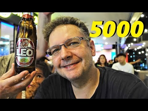 MEETING YOUTUBERS, SUBSCRIBERS AND FRIENDS – 5000 SUBS STEFFS THAILAND TRAVEL