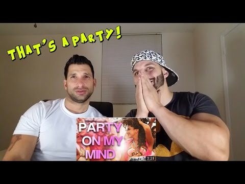Party On My Mind - Race 2 [REACTION]