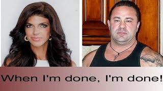 Teresa & Joe Giudice divorce rumors get LOUDER!
